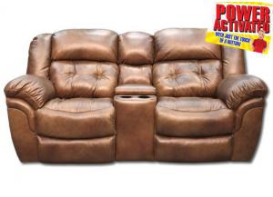 Abilene POWER Reclining Loveseat by Homestretch
