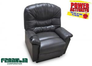 Hammond lift recliner - gray