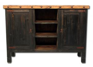 Farmhouse Buffet - Black