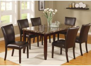 Dominic 5 Pc Dining Set