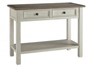Signature Design by Ashley Bolanburg Sofa Table