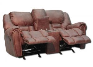 Santa Monica Reclining Loveseat by Homestretch