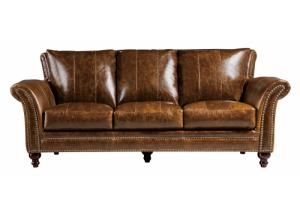 Butler Leather Sofa