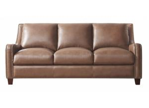 Napa Leather Sofa