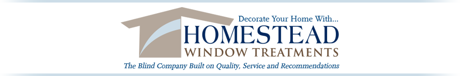 Homestead Window Treatments logo