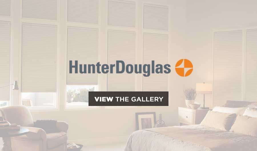 Shop Hunter Douglas at Homestead Window Treatments