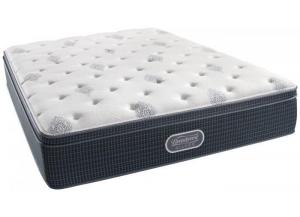 Simmons BeautyRest Silver Seaside Luxury Firm Eurotop - King