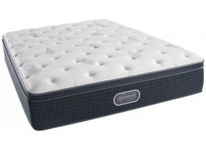 Simmons BeautyRest Silver Seaside Plush Eurotop - Queen