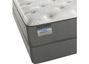 Simmons BeautySleep Elaine Trail Plush -Queen