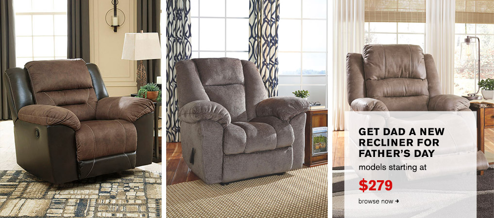 Father's Day Recliners
