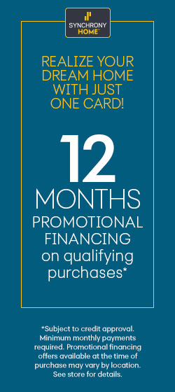 Synchrony Home 12 Months Financing