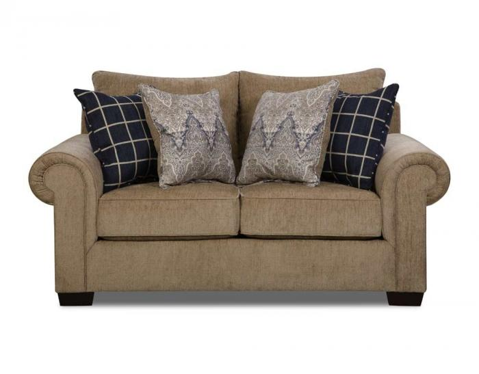 Marty Loveseat,Huffman Koos