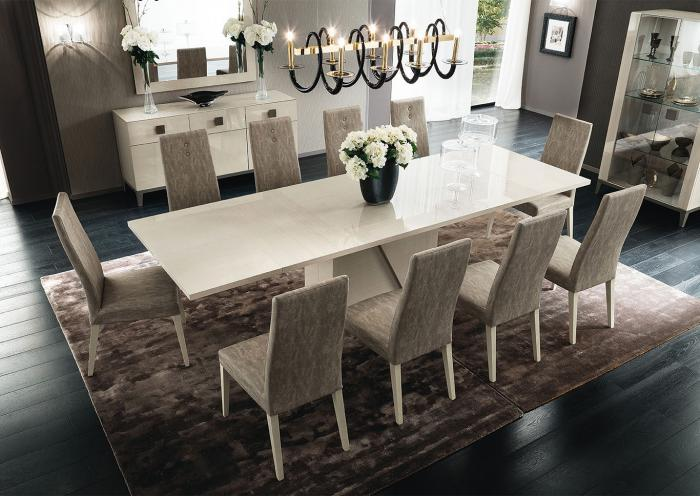 VEGA 7PC DINING ROOM,Huffman Koos