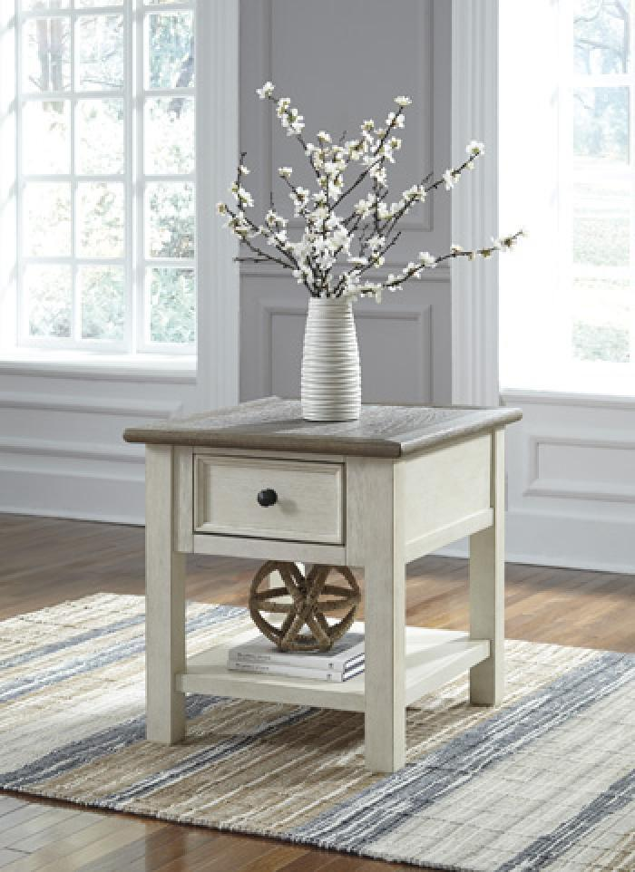 Frankford End Table,Huffman Koos