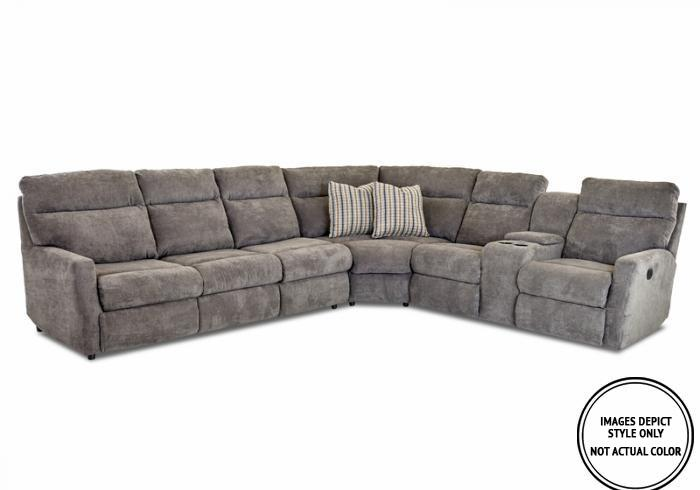 Awesome Huffman Koos Furniture Cameron 3Pc Sectional Pkg Unemploymentrelief Wooden Chair Designs For Living Room Unemploymentrelieforg