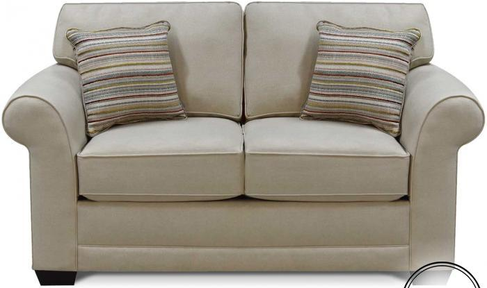 Abel Loveseat,Image Depicts Style