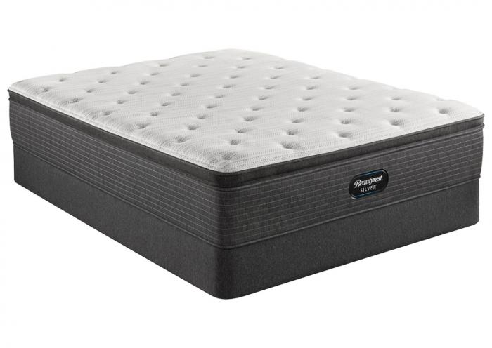 Beautyrest Silver-BRS Bold Plush PT TW,Huffman Koos