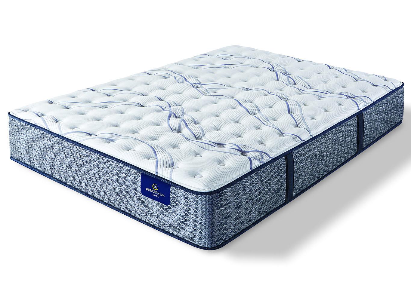 Trelleburg II Firm Queen Mattress,Serta