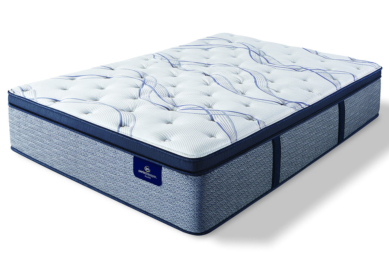Trelleburg II Plush PT Full Mattress,Huffman Koos