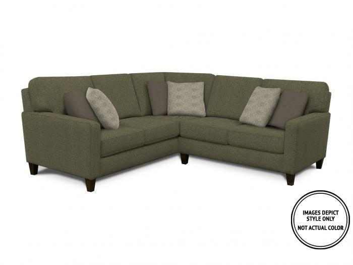 Lima 3PC Sectional,Image Depicts Style