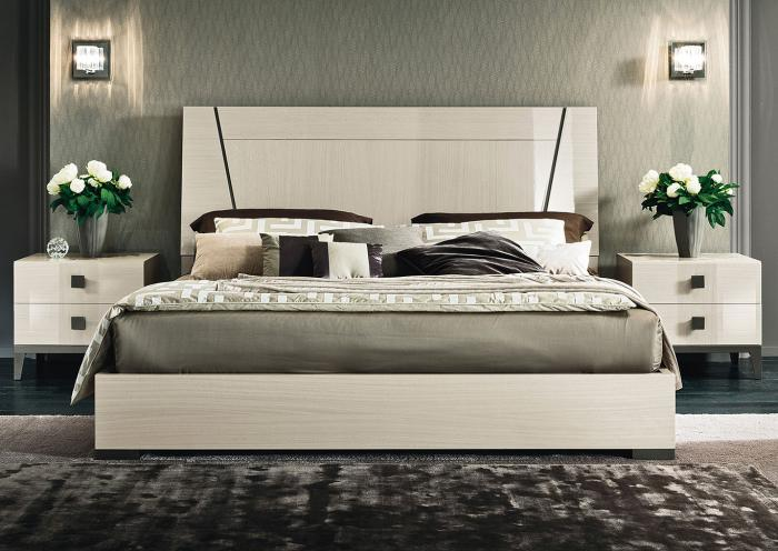VEGA KING BED,Huffman Koos