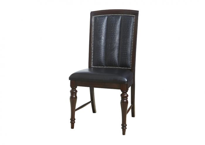 Park Avenue Side Chair,Huffman Koos