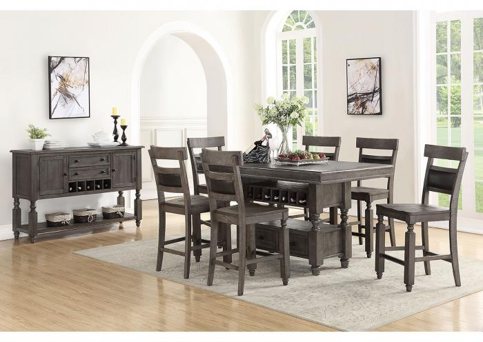 Stony Point 5PC Dining Package,Huffman Koos