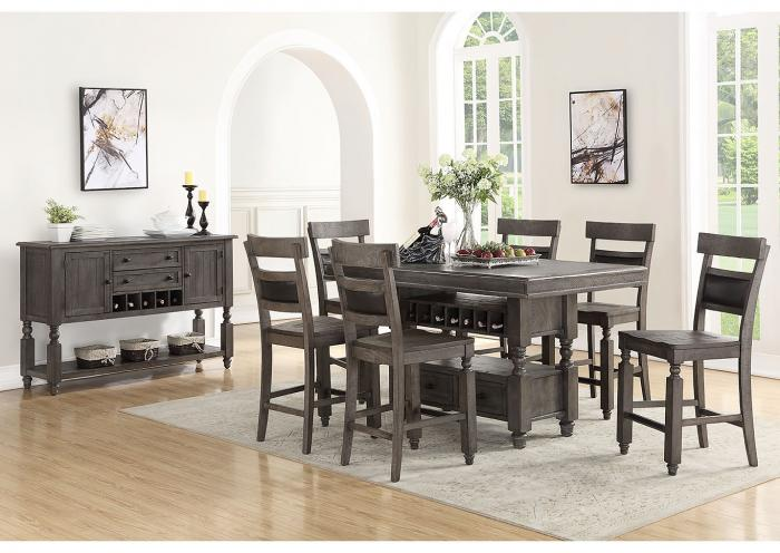 Stony Point 7PC Dining Package,Huffman Koos
