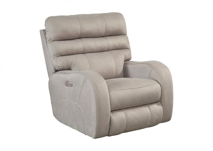 Kasey Power Recliner with Power Headrest,Huffman Koos