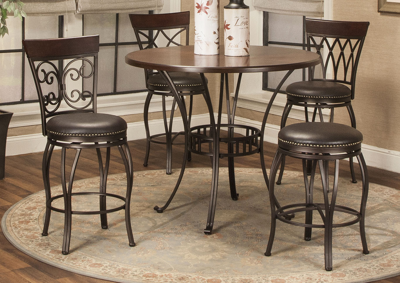 Bailey Dinette Table PKG,Huffman Koos