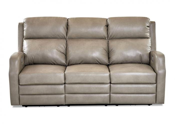 Audrina Power Motion Sofa,Klaussner