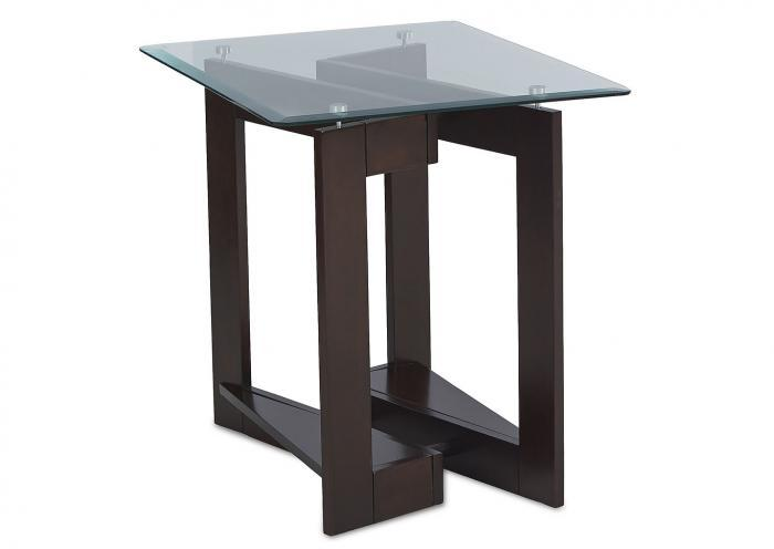 Hunter End Table ,Huffman Koos
