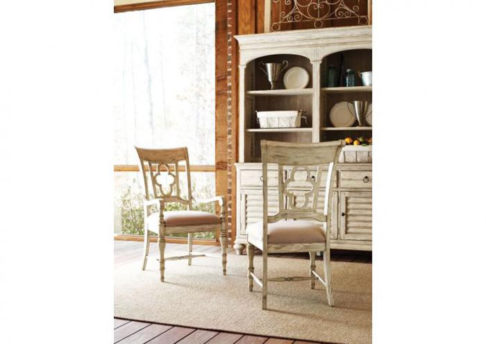 Westland Arm Chair,KIncaid