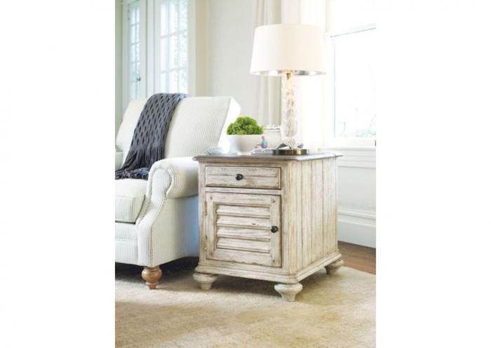 Westland Chairside Accent Table,Huffman Koos