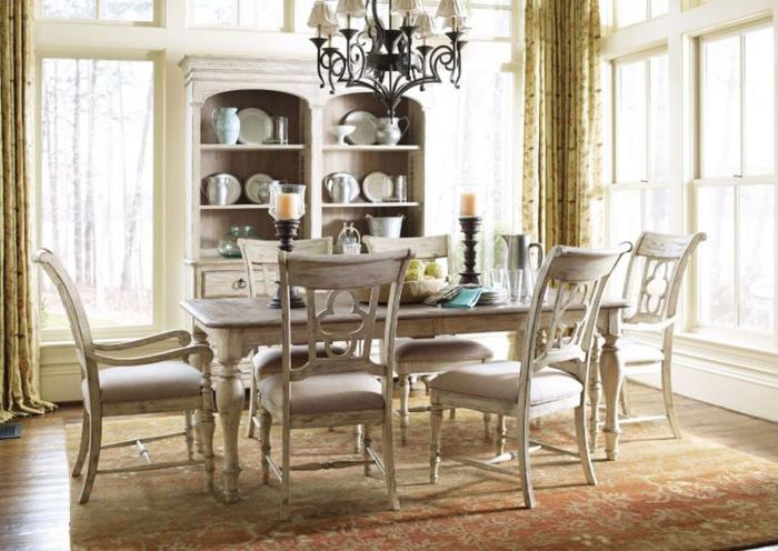 Westland Dining Table,Huffman Koos