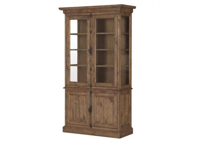 Harper China Cabinet Weathered,Huffman Koos