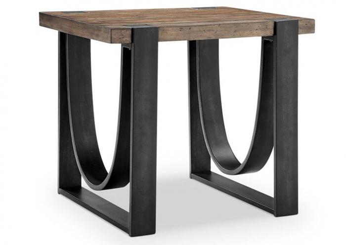 Lila End Table,Huffman Koos