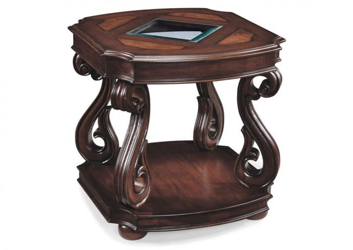 Rowan End Table,Huffman Koos