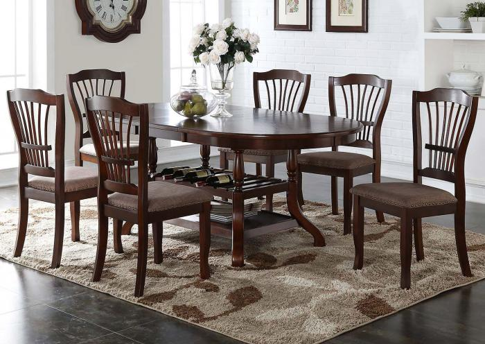 Abbey Dining Table,Huffman Koos