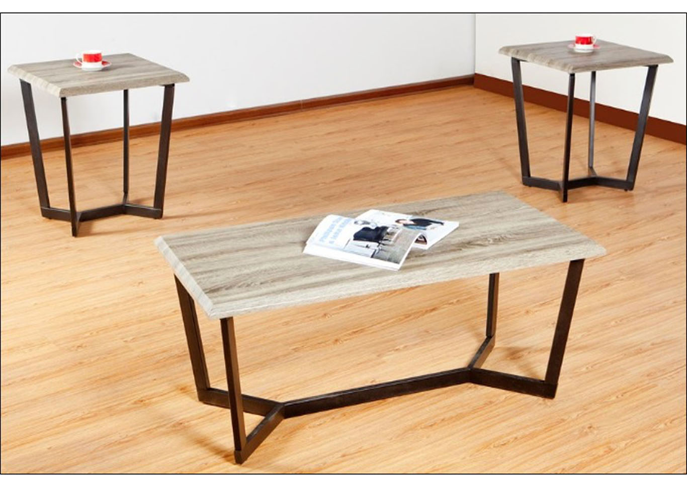 Arch 3 Pack Occasional Tables,Huffman Koos