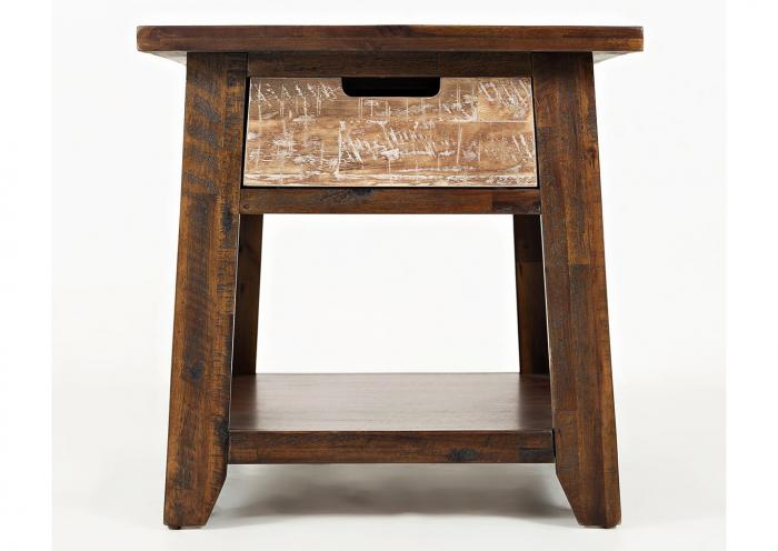 Holmes End Table,Huffman Koos