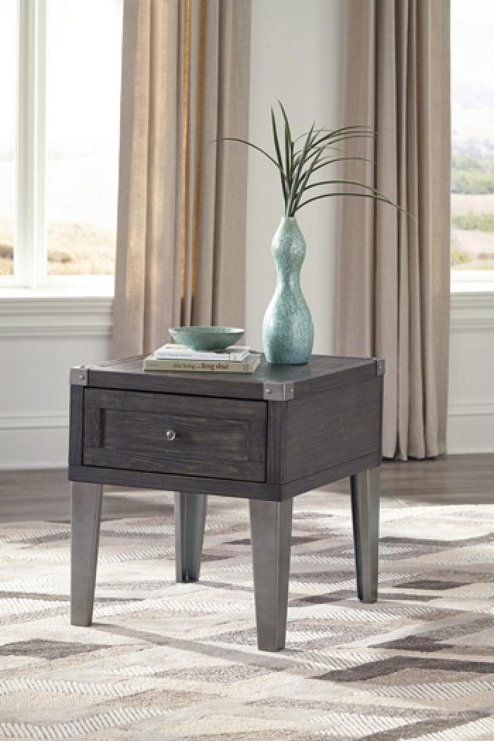 Glendale End Table,Huffman Koos