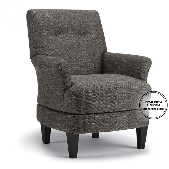 Fae Swivel Chair,Image Depicts Style