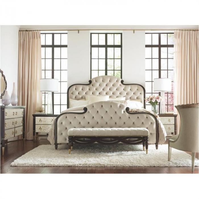 Mirage 4PC King Bedroom,Huffman Koos