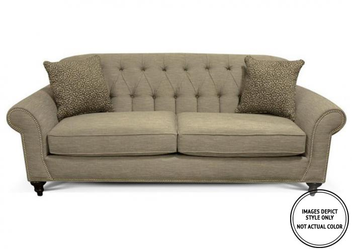 Brockton Sofa,Image Depicts Style