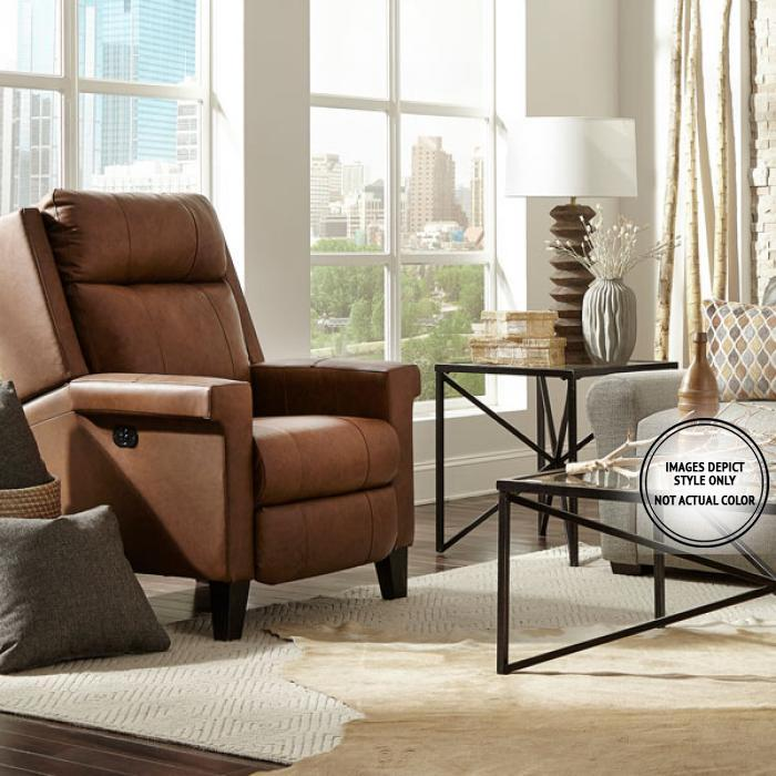 Nita Power Recliner Chair,Image Depicts Style
