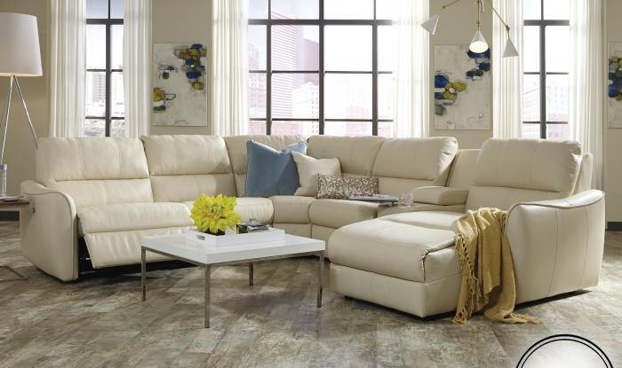Arlyn 5PC Motion Sectional Pkg,Image Depicts Style