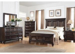 Jaxson 4PC Kg Bedroom Pkg