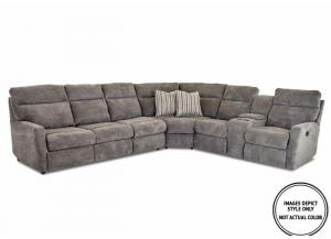 Cameron 3PC Sectional Pkg