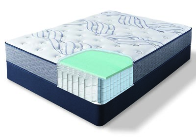 Image for Kleinmon II Plush King Mattress